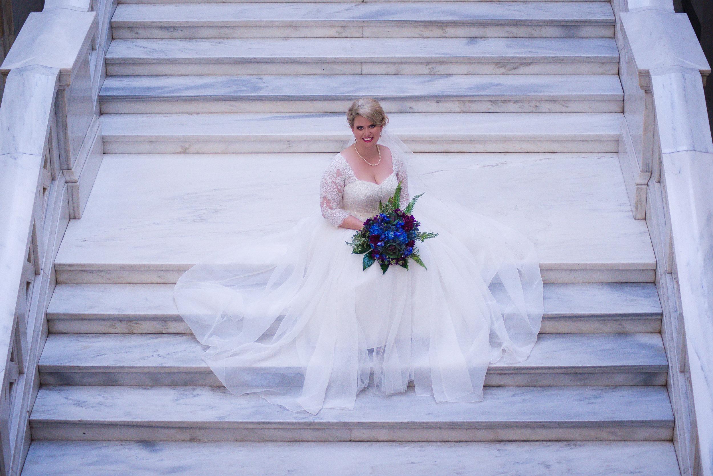 A Traditional Affair: Real Wedding