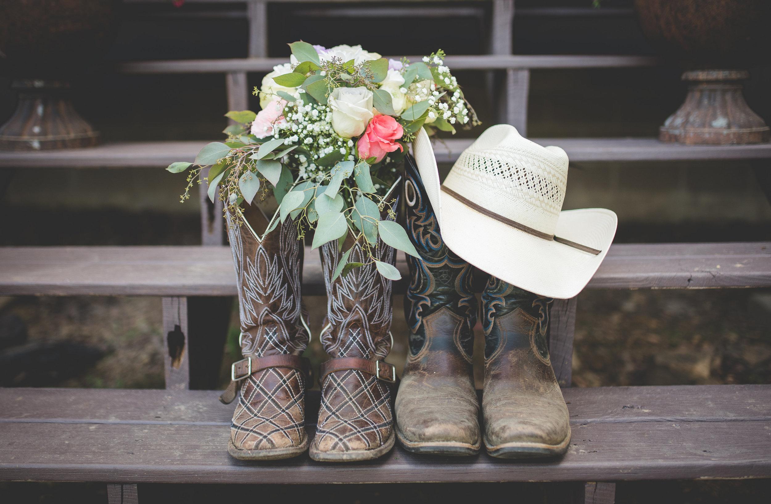 Country Cuties: Real Wedding