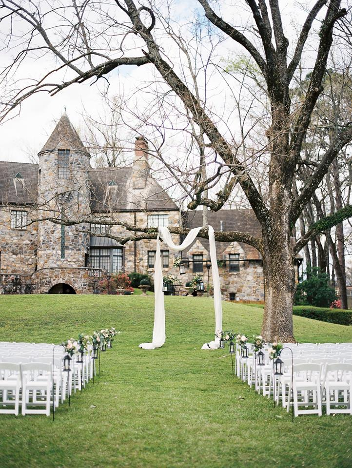 Destination Little Rock: Real Wedding