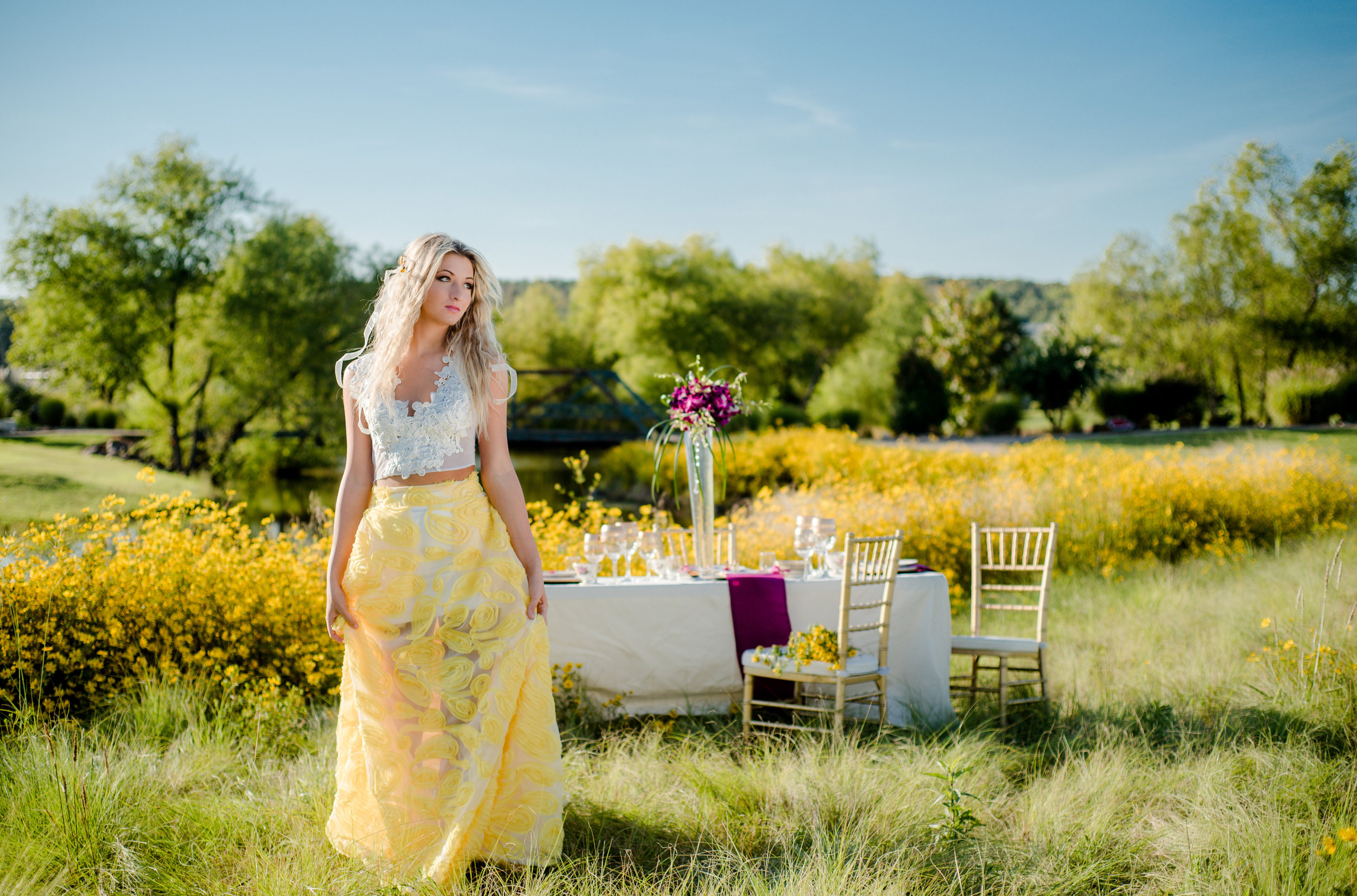Honey Love: Styled Series