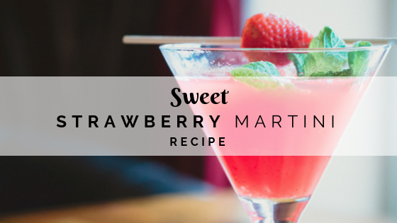 Strawberry Martini Recipe Blog Banner.png
