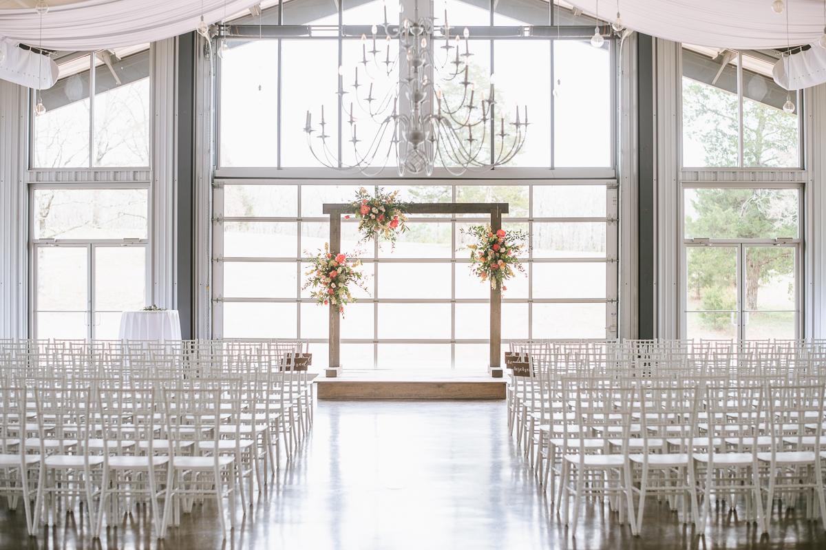 Swank Greenery Style: Real Wedding