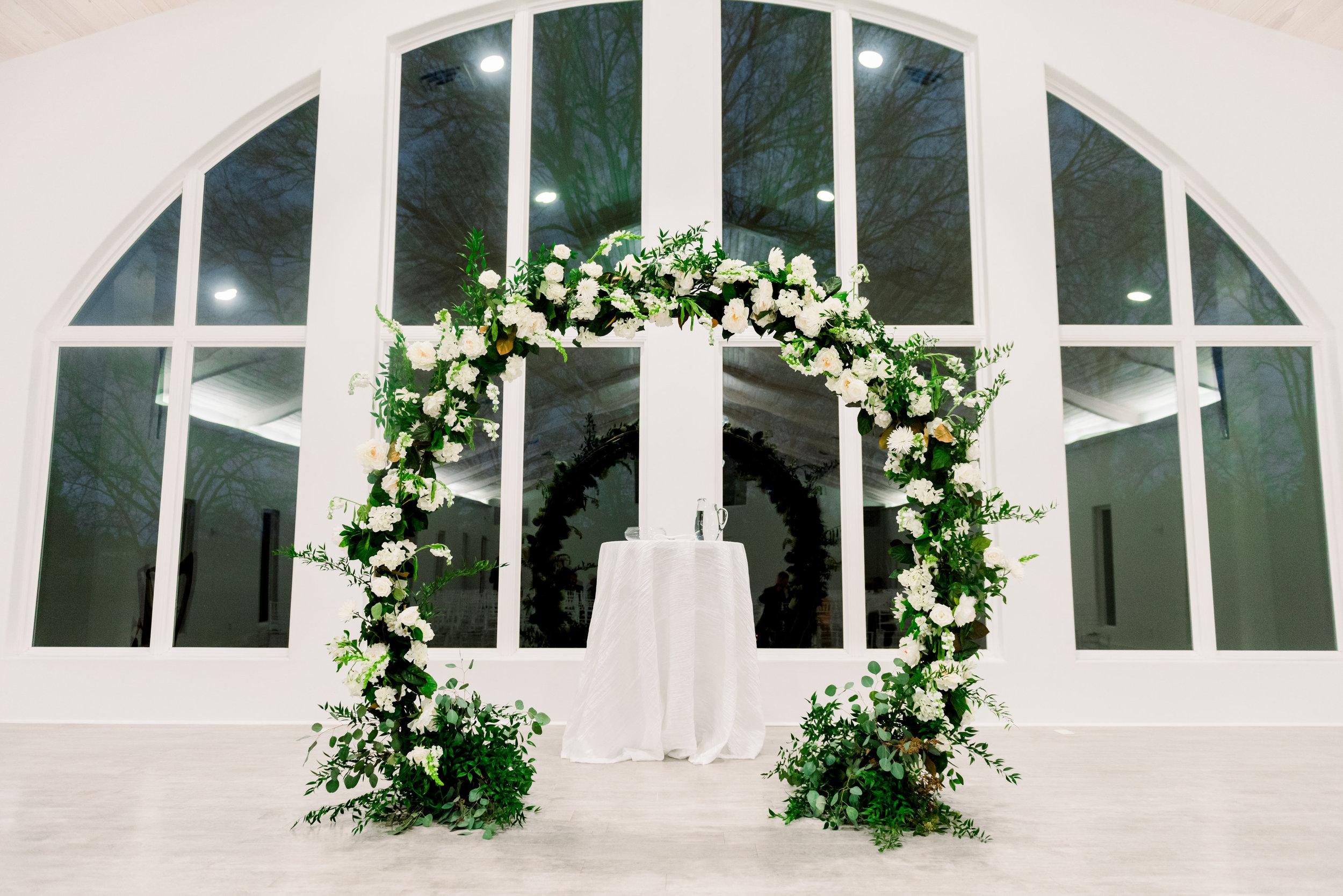 Minimalist Luxe: Real Wedding