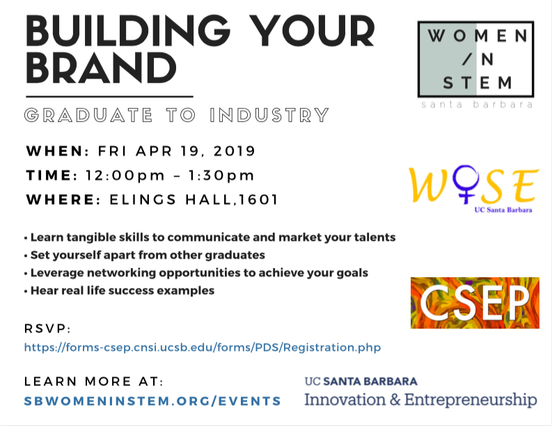Events — Santa Barbara Women in STEM