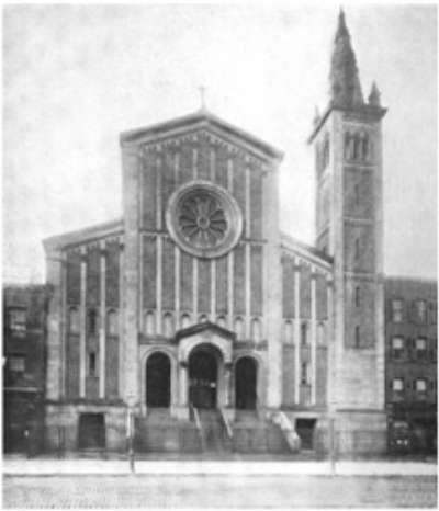Church of the Epiphany 1870