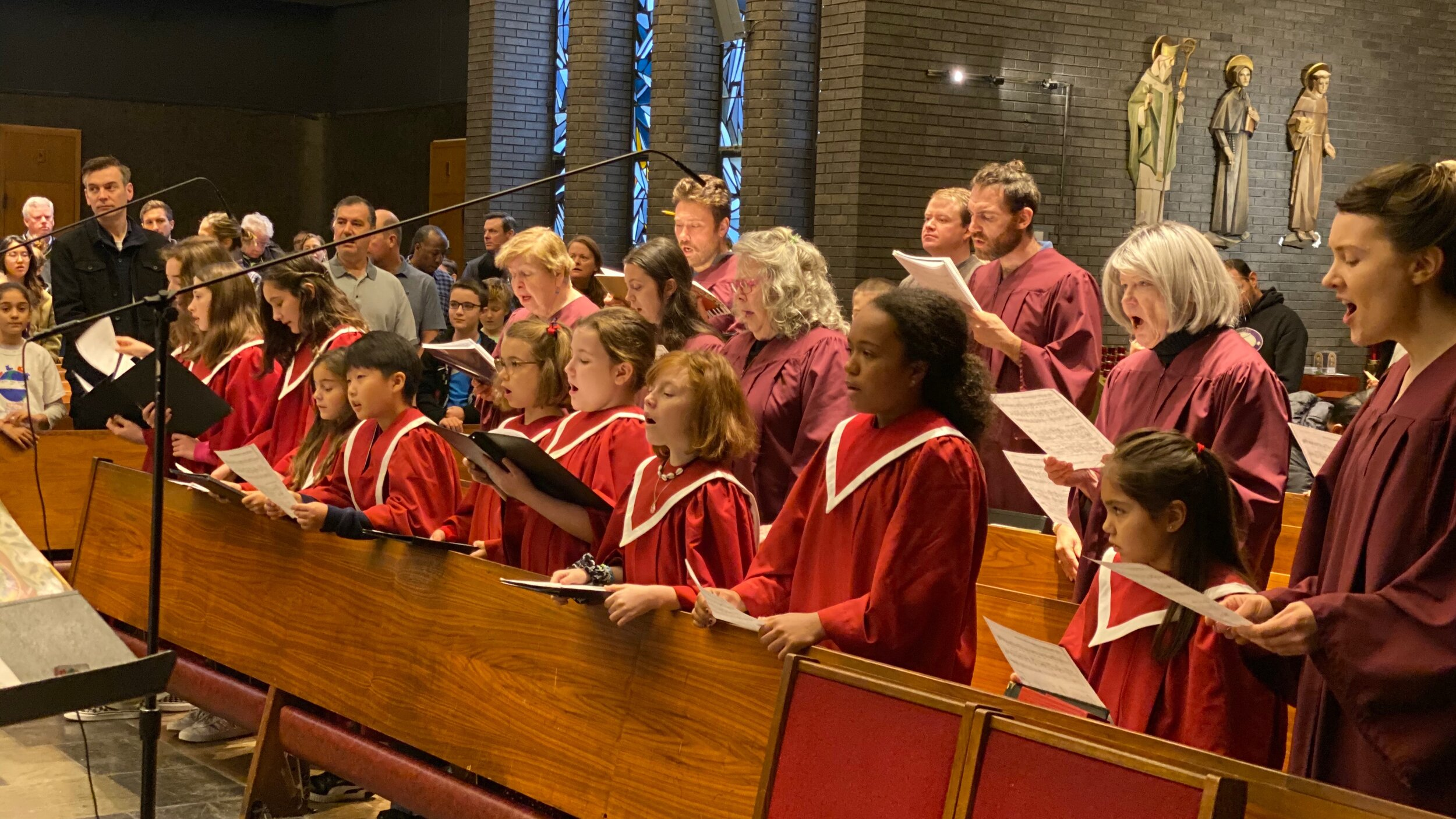 EPIPHANY COMMUNITY CHORUS