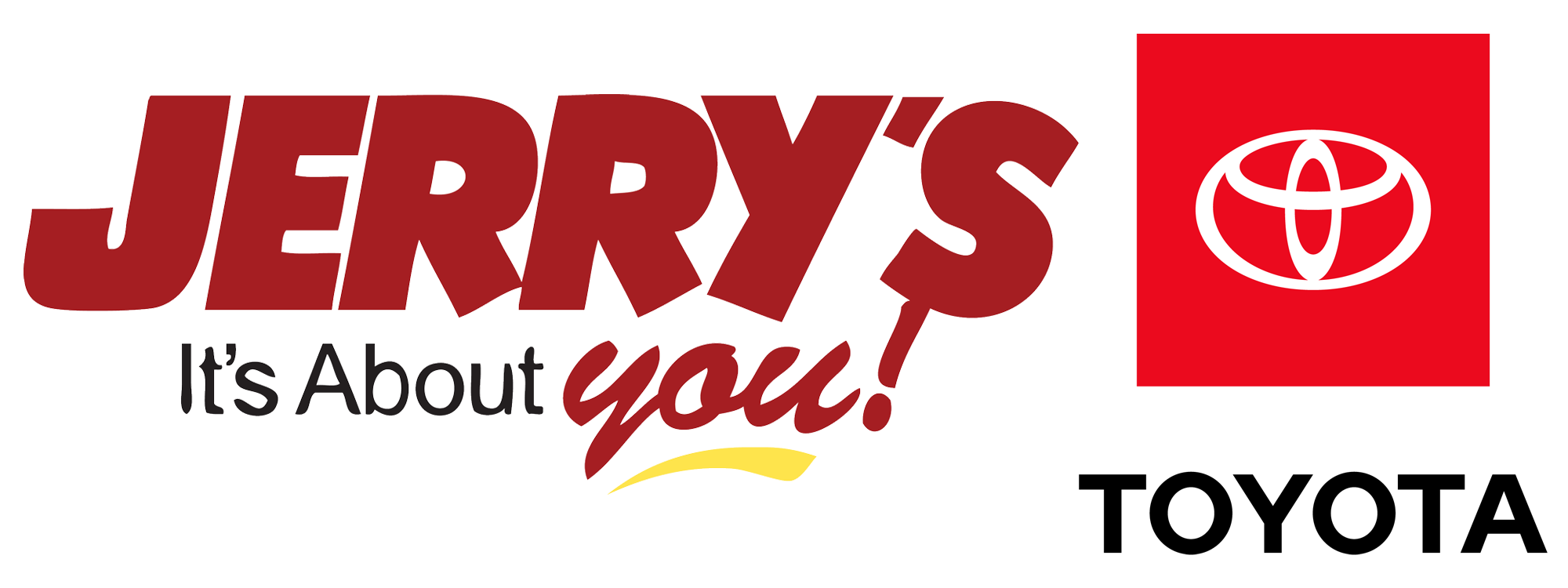Jerry's Toyota with Toyota Logo.PNG