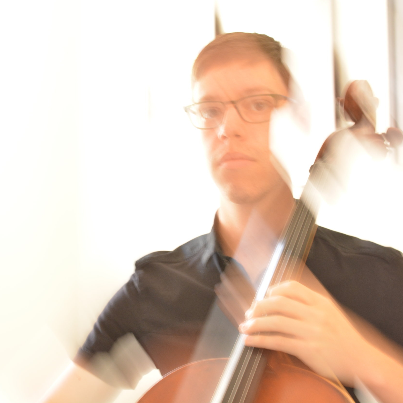 Eric Moore  |  Cello   Generously Sponsored by