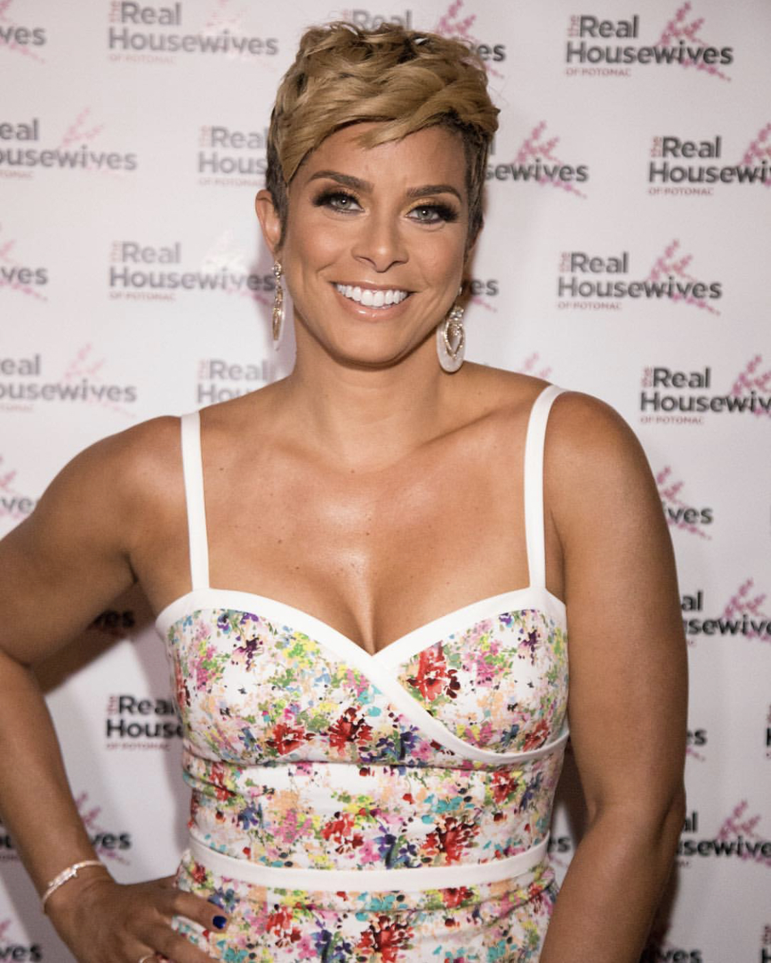 Robyn Dixon - The Real Housewives of Potomac Premiere Party