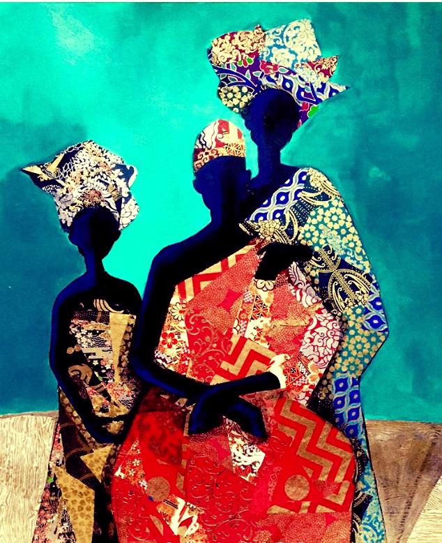 SENEGALESE FAMILY