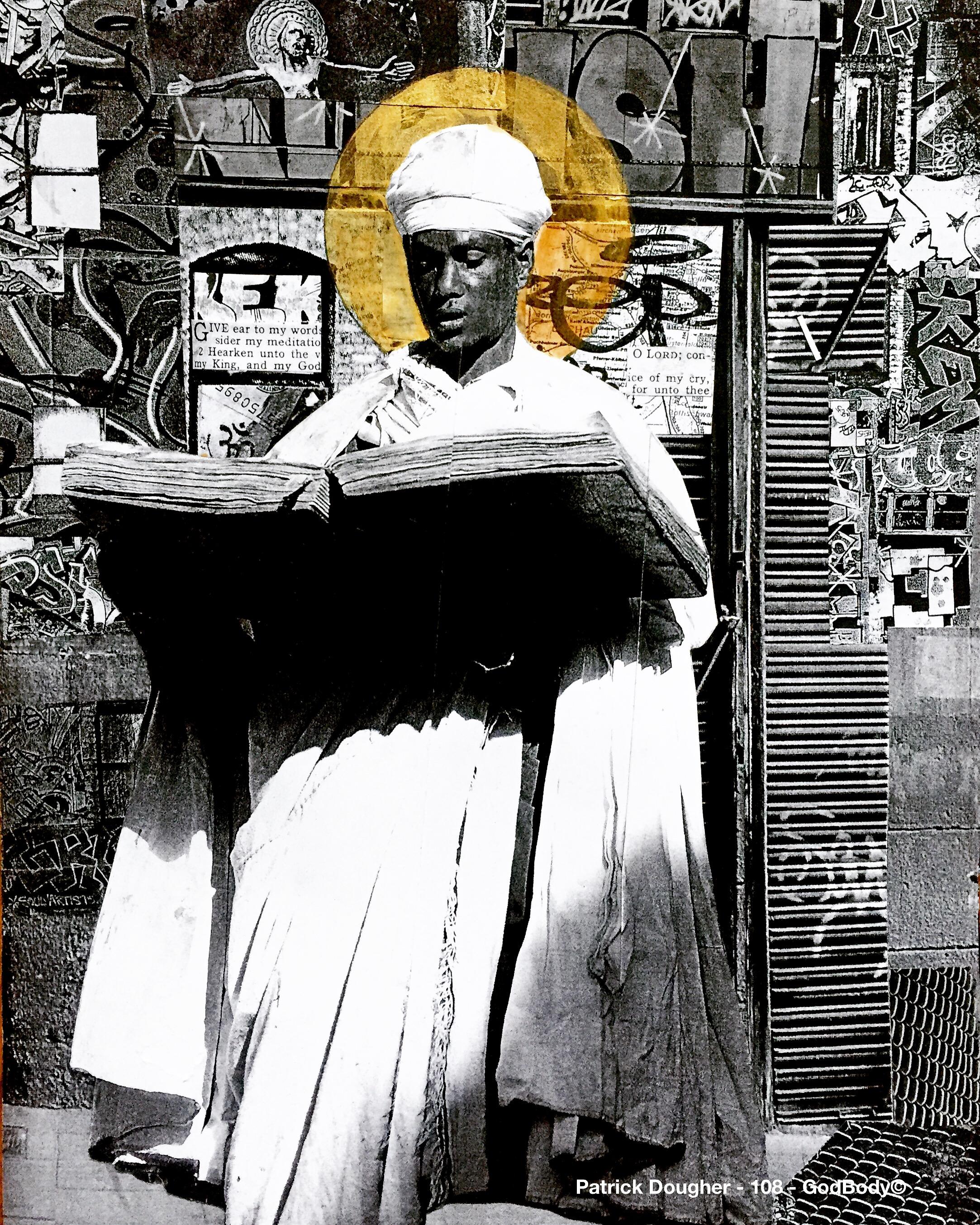 GABRIEL AT BABYLON GATE
