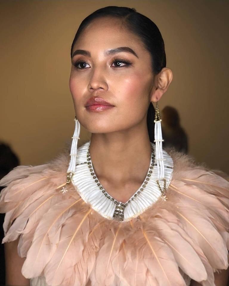 Native Fashion In The City Denver, CO 2019 - MUA April Chavez