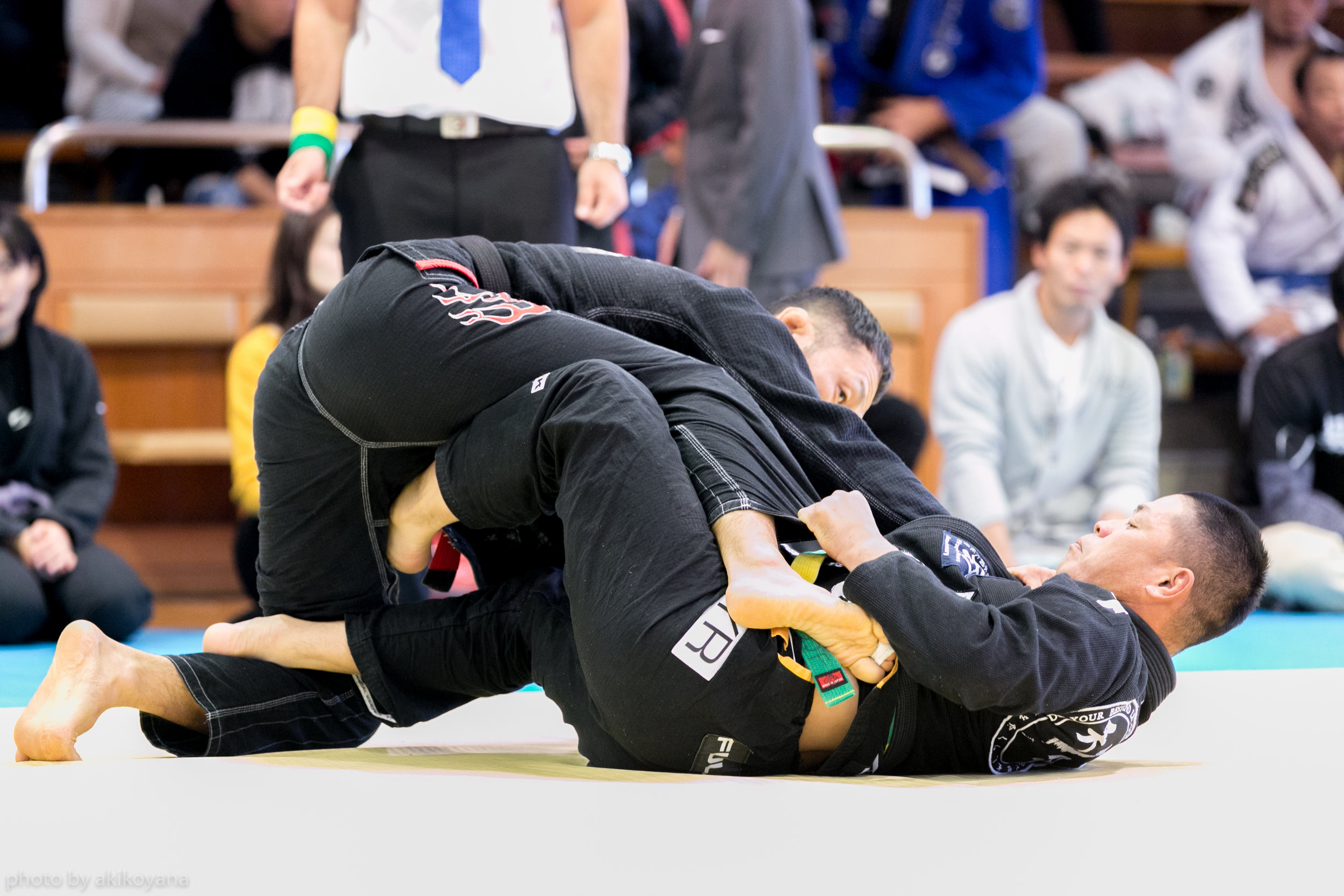 This is the largest study of BJJ submissions that we've ever done. It took over two months to complete.