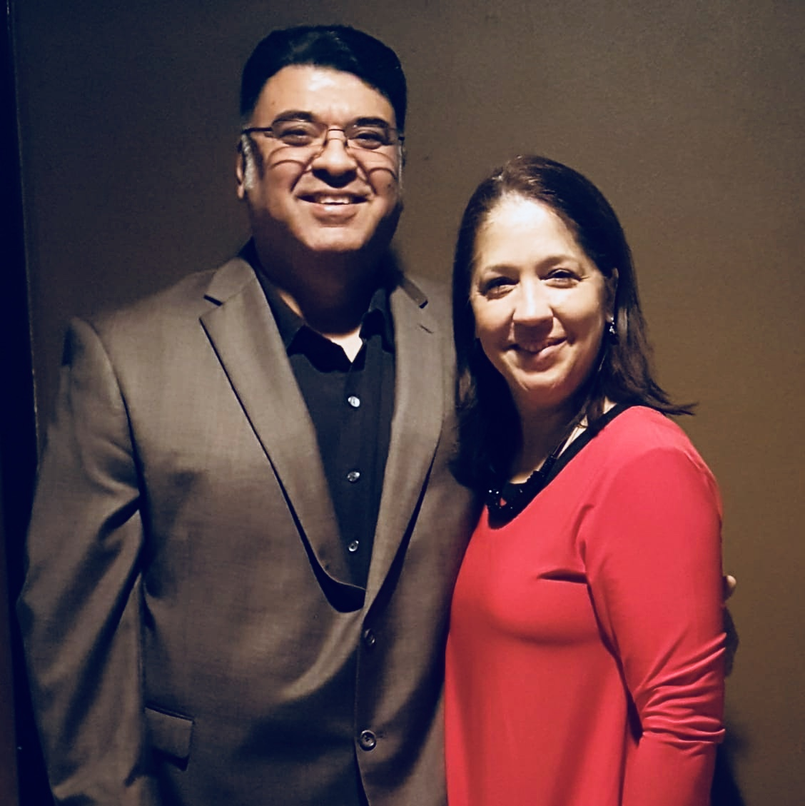 Family + Marriage Pastors - Rodger + Lucy Paiz
