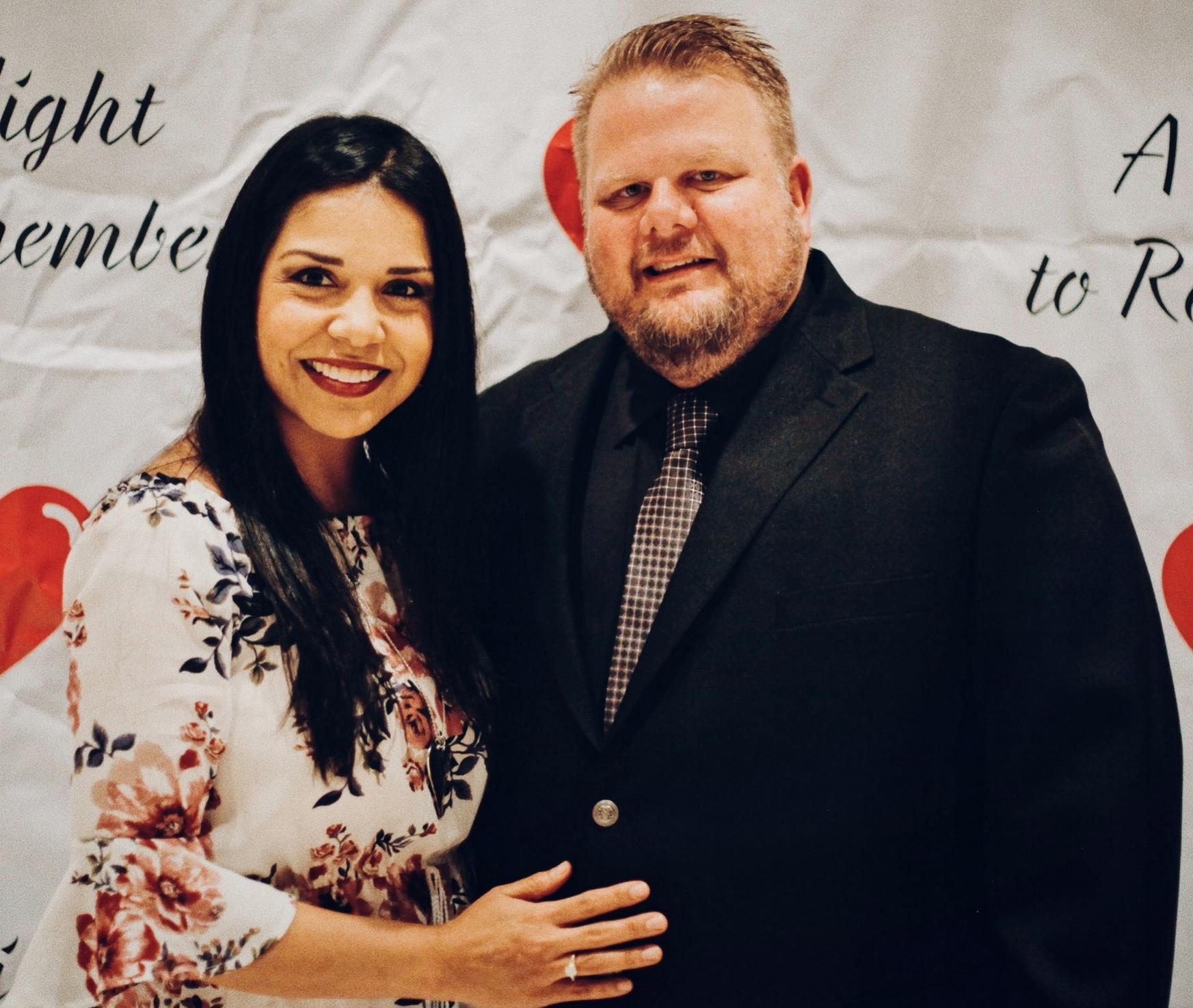 Senior Pastors - Darren + Gamila Frank