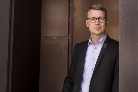 Joachim Nordin, vd, Skellefteå Kraft