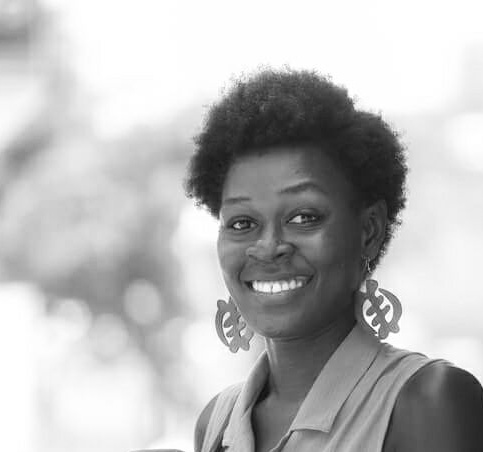 Elsie Tachie-Menson - Elsie Amelia Tachie-Menson is a lens-based artist from Western Ghana who has just recently completed a Bachelor's in Environment and Development studies. This background influenced her to explore natural phenomena such as landscapes and seascapes. A self-taught photographer, she is one of the emerging documentary photographers in Ghana. Her abstract works usually aim to touch on very sensitive societal and environmental issues. She also loves exploring shadows, lines, shapes and lights. Along with other young and talented artists, she was short-listed in the prestigious Kuenheyia Prize for Contemporary Ghanaian Art in 2016, and placed second in the recently held Portraits Ghana Photo Prize held by Canon, the Royal Netherlands Embassy and Nuku Studio.