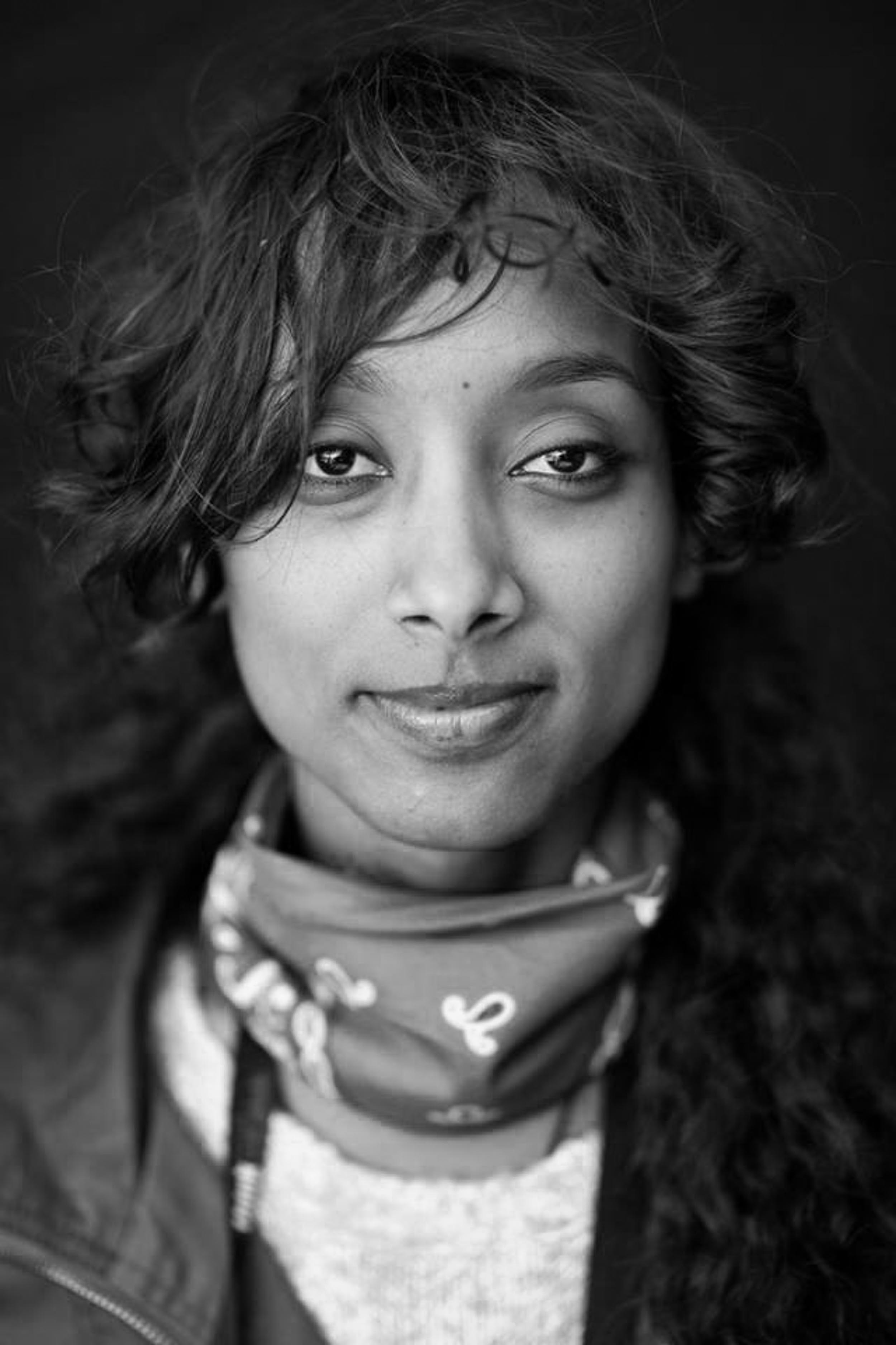 Hilina Abebe - Born and raised in Ethiopia, Hilina Abebe is a self-taught documentary photographer. She combines her background in journalism and social work to explore issues in her story telling. Her first personal project was published by CNN in 2016, and her work was also published in 'MFON: Women Photographers of the African Diaspora'. Abebe is an Eddie Adams Workshop XXIX Alum. In 2016, she participated in the New York Times Portfolio Review and the World Press Photo East Africa Masterclass. She was also nominated for the 2017 Joop Swart Masterclass.