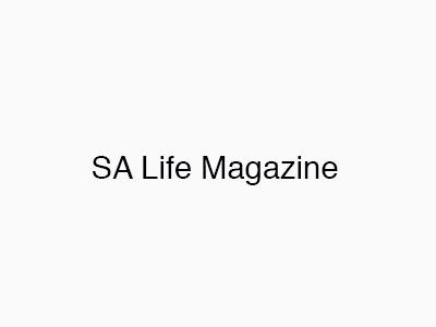 9 OCTOBER 2018 -  SA LIFE MAGAZINE