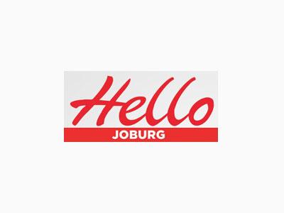 JULY 2019 -  HELLO JOBURG