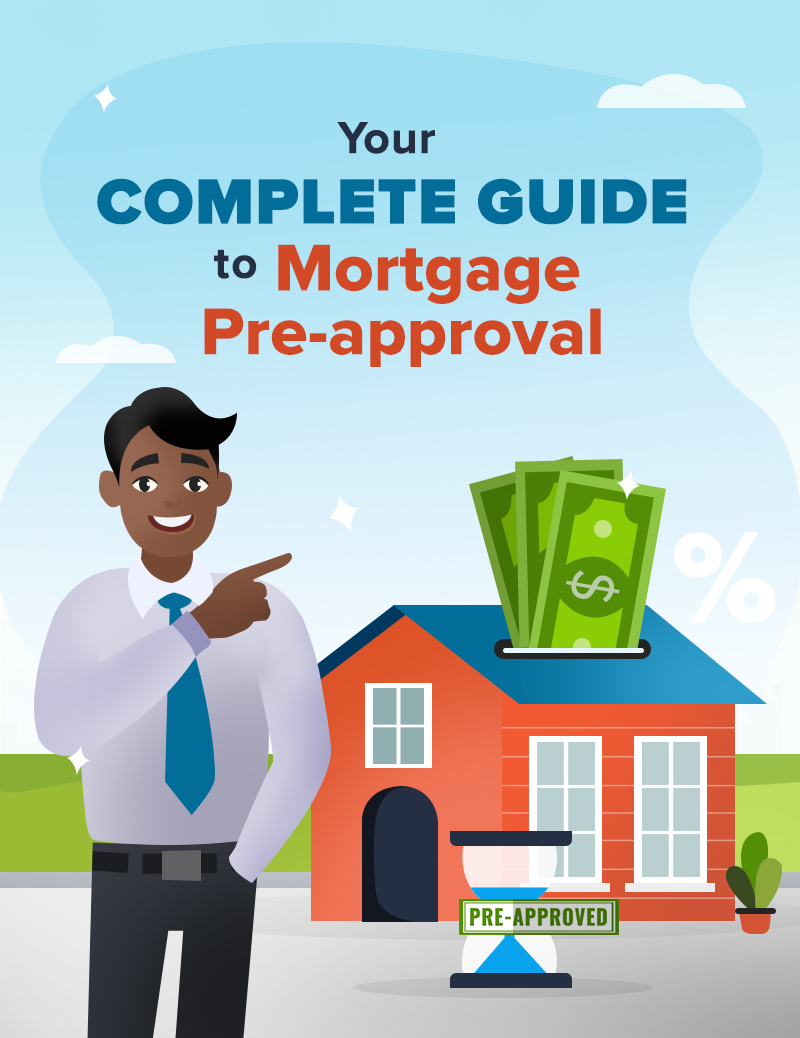 这里's Everything You Need To Know About Mortgage Pre-approval