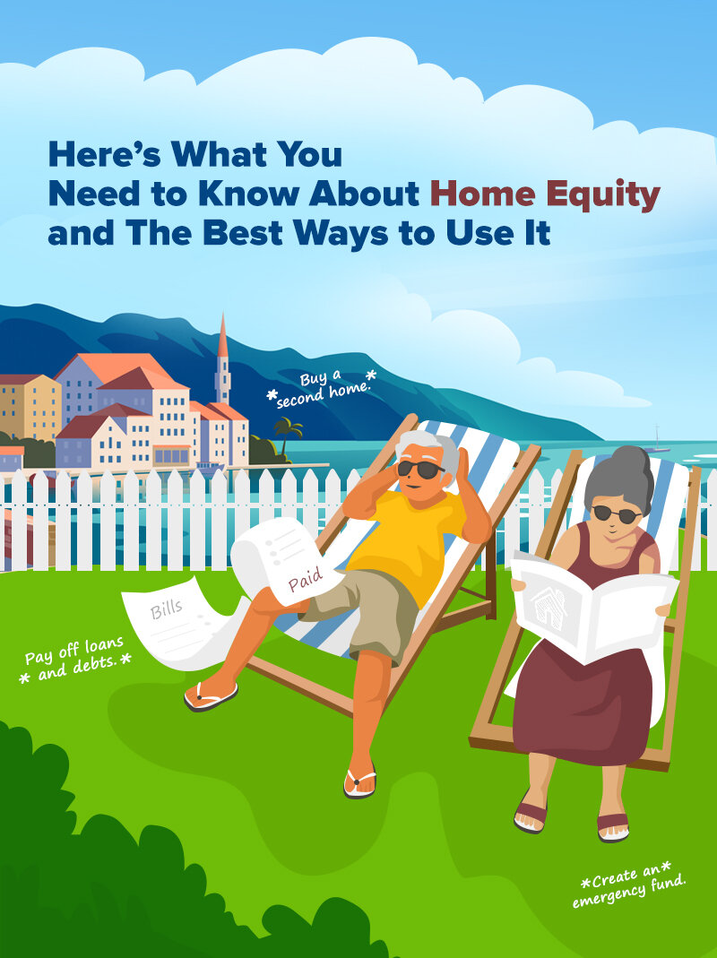 这里's What You Need to Know About 首页 Equity and The Best Ways to Use It