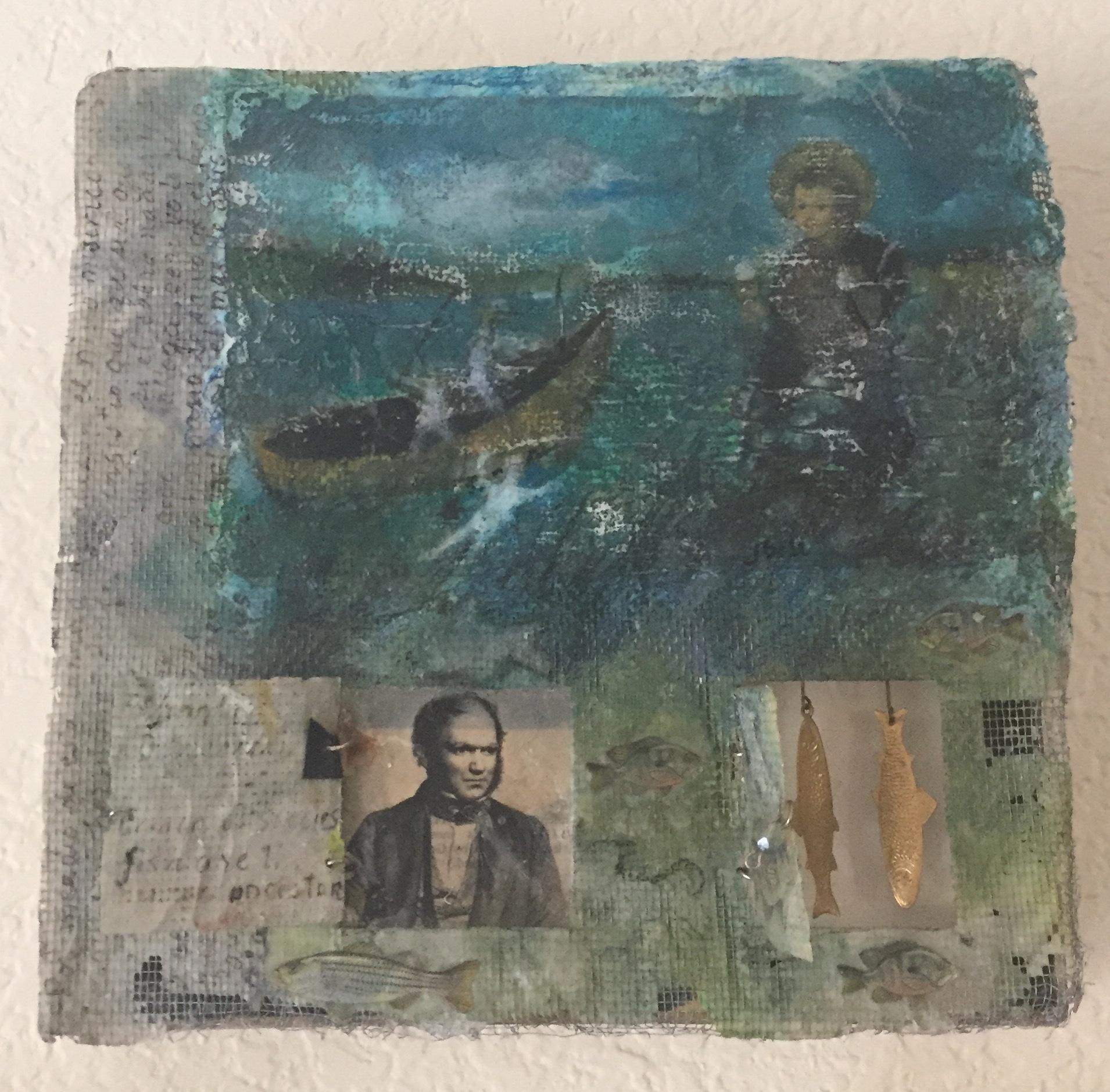 """""""The Fisherman and Darwin"""""""