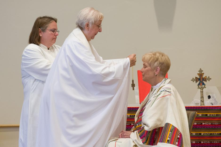 Acting on a Deep Call to a Different Ministry - Defying the Vatican, former Catholic sisters follow a call to the priesthood.Written for Global Sisters Report.