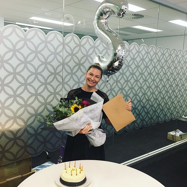 Happy Birthday Shannon! 🎈 Thanks so much for all that you do at PKL, we really appreciate you and all your hard work! We hope you had the most amazing day celebrating and eating lots of cake! 💚 #pklpeople #happybirthday