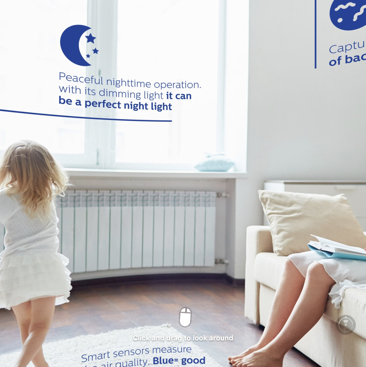 A happy home should be a healthy one. Find out how the Philips Air Purifier can help remove dust, pollen, bad odours and more and bring fresher air to your environment.  12K reactions - 153 shares