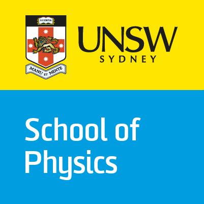 UNSW School Of Physics Logo