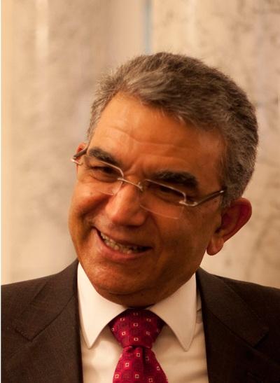 Dr Firaydoun Javaheri - Photo from  Bahá'í World News Service