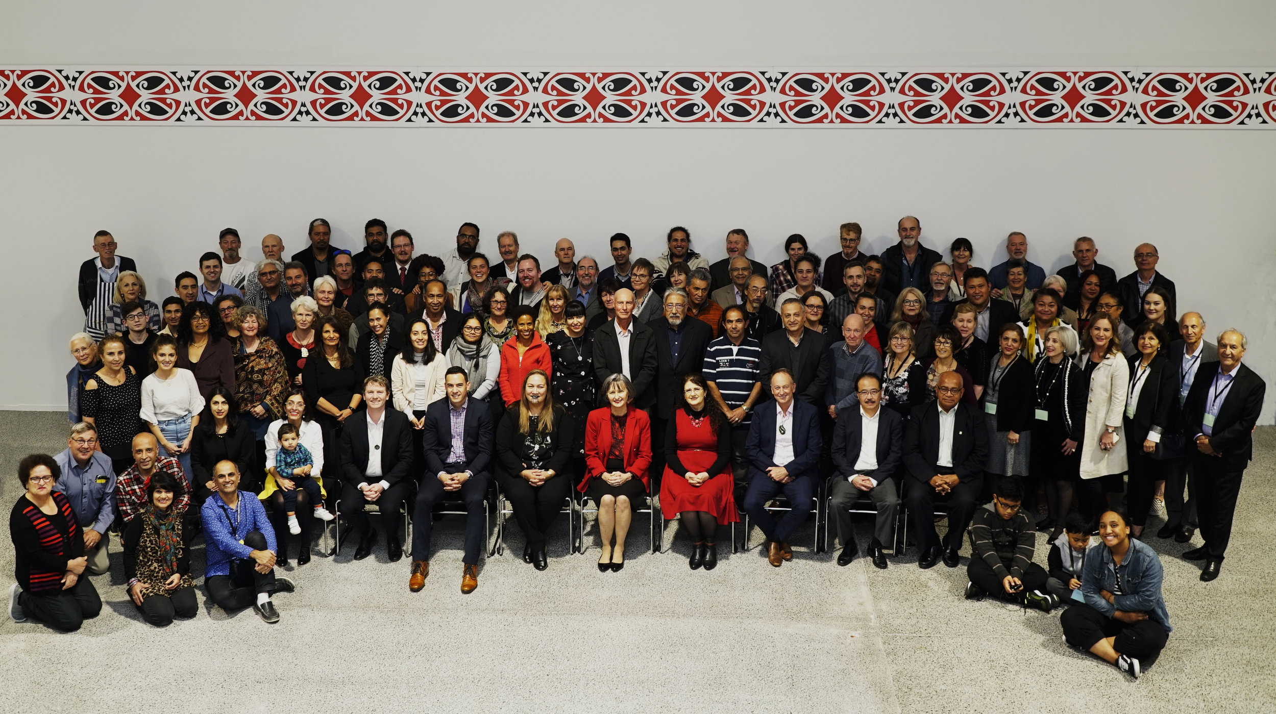 National Convention Delegates, Members of Institutions, and Observers