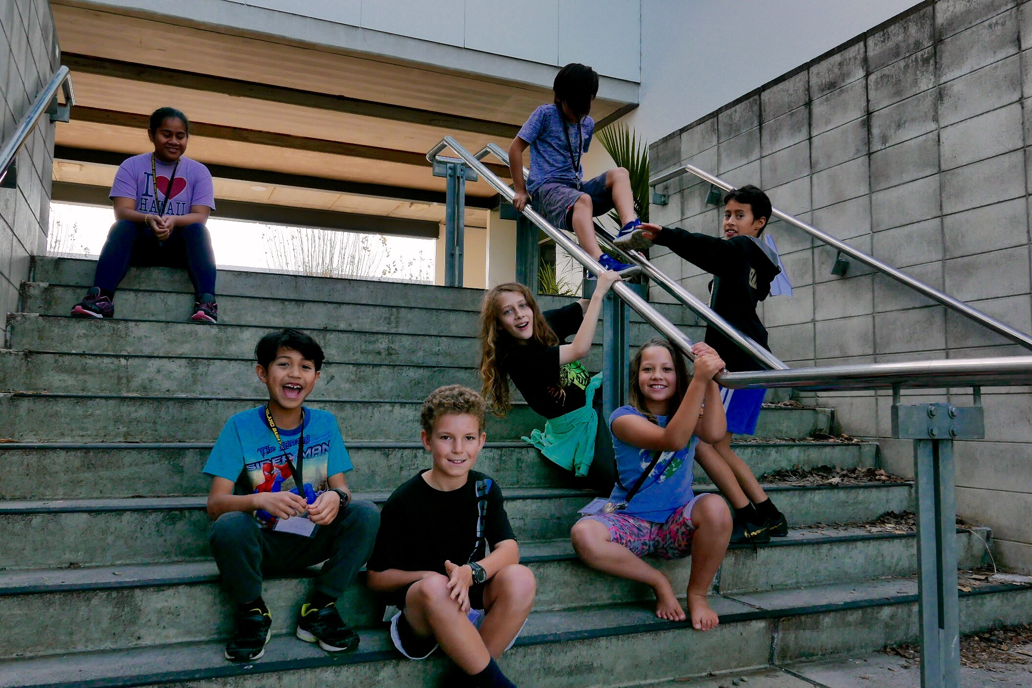children 8-10 on stairs 2.JPG