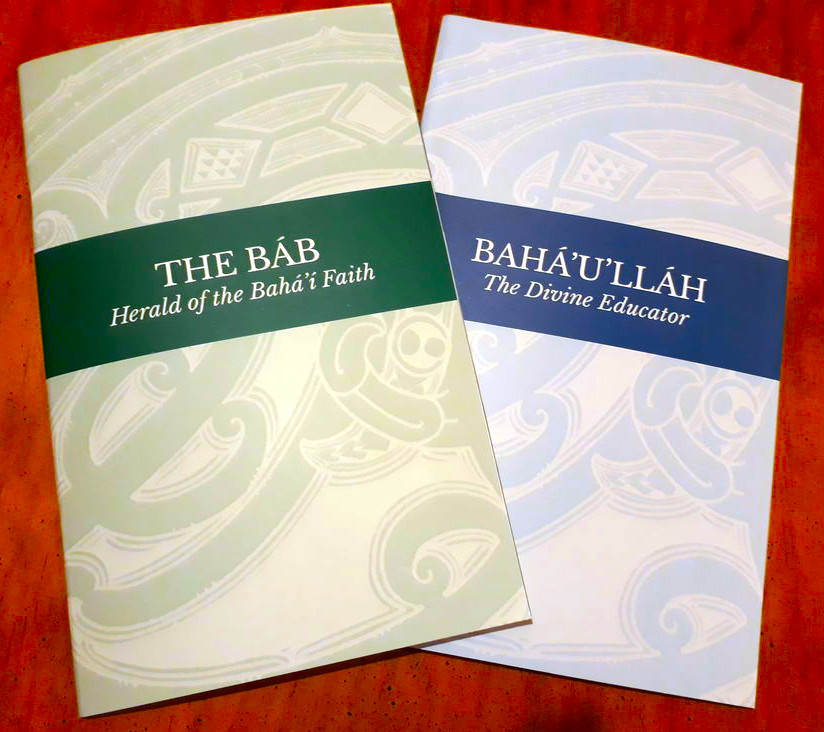 These two booklets are available as a bundled set for $3.00.