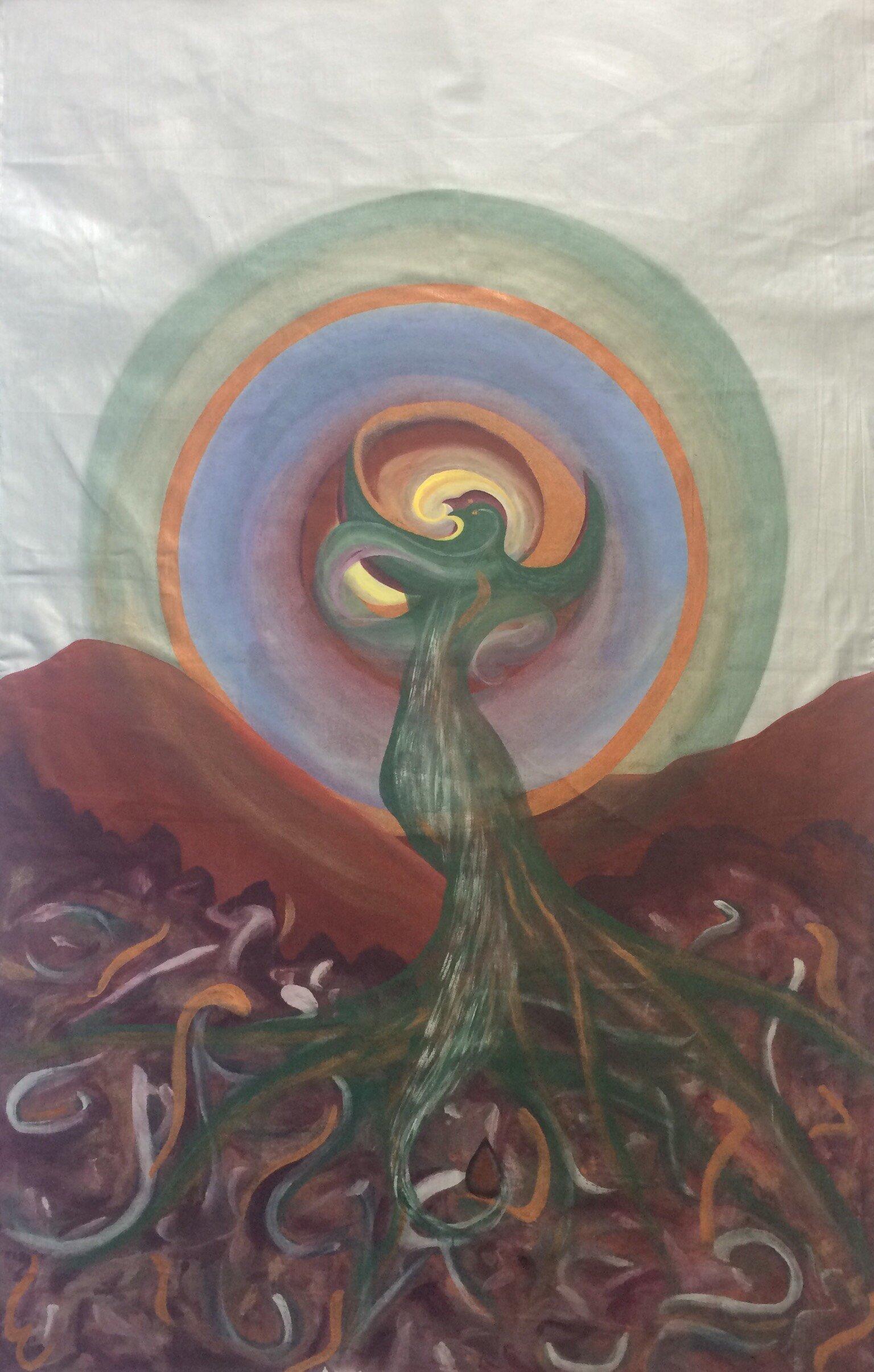 Mighty Tree of God