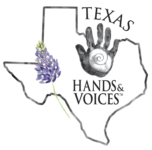 Texas Hands & Voices - Logo