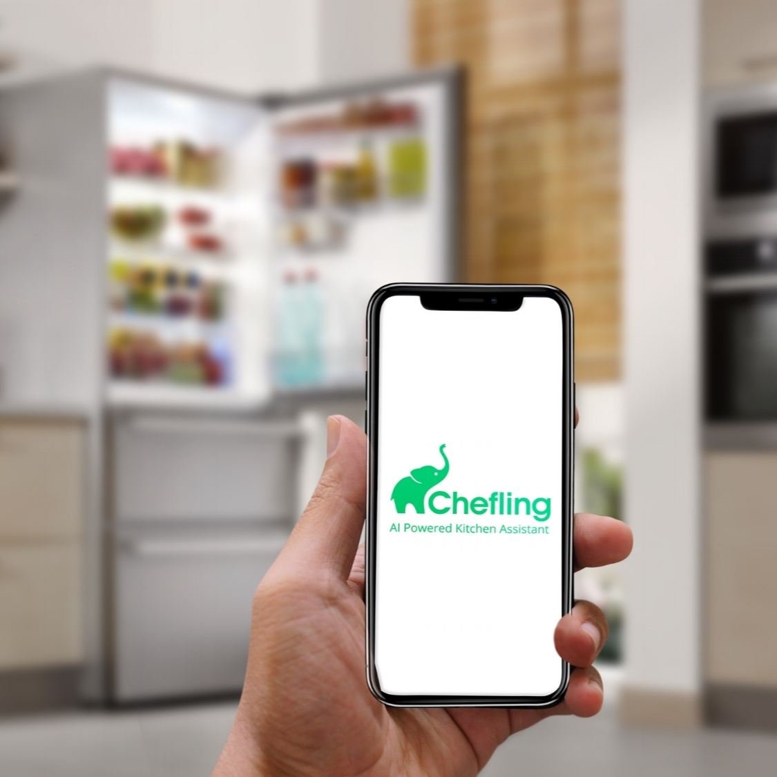 Connect with smart appliances - Connect your smart appliances with Chefling and take complete control of your kitchen with the ability to coordinate across multiple appliances at the same time. With Chefling, smart appliances work in symphony.