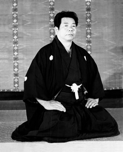 Morihiro Saito Sensei (1928-2002)