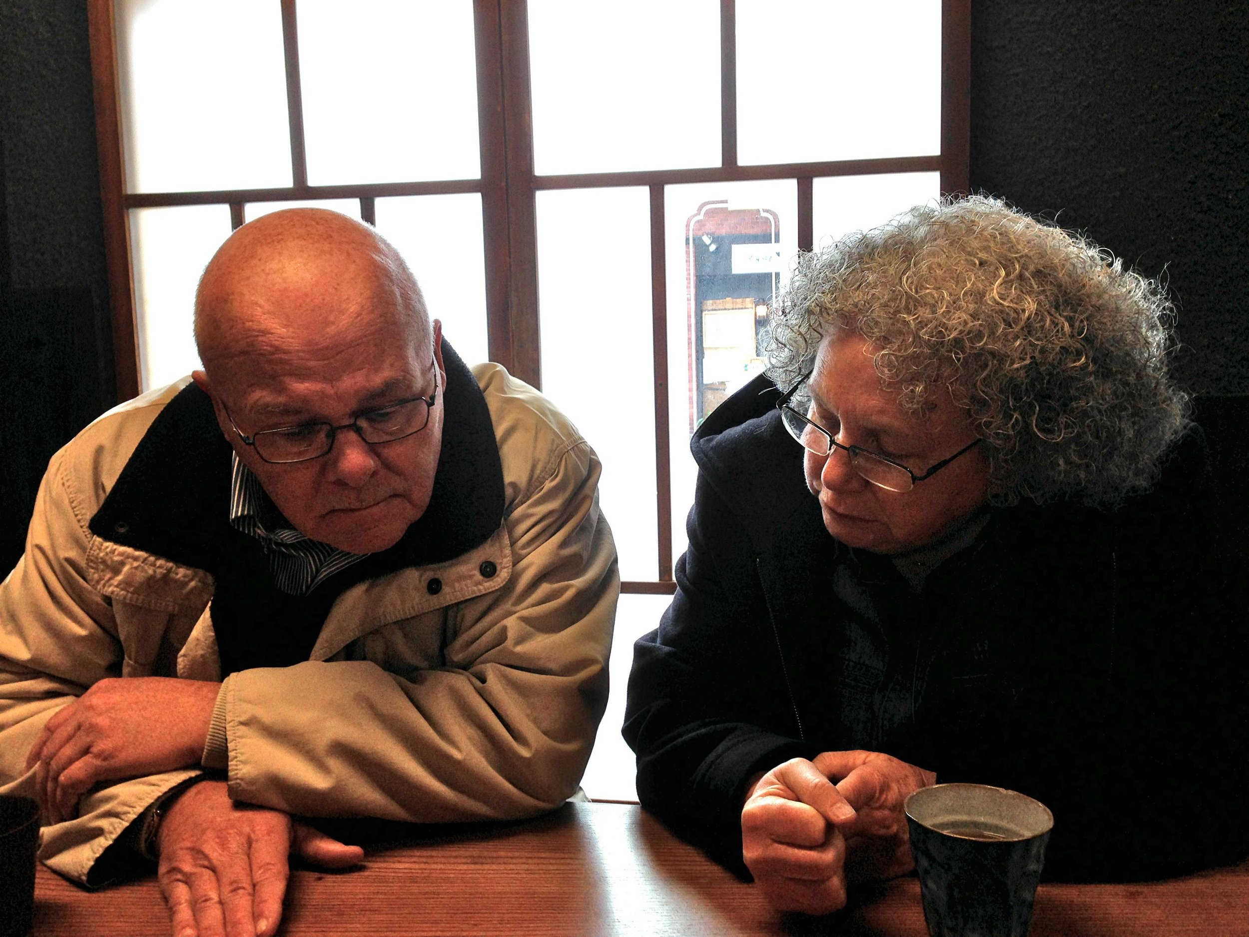 Deborah,Bill looking at menu.jpg