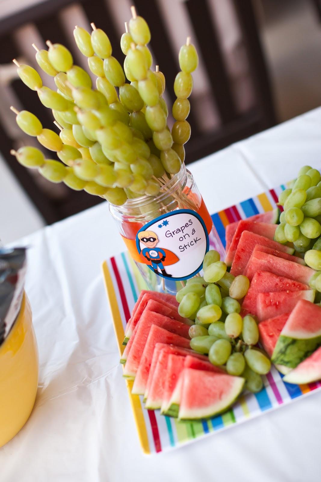 super hero party food fruit.jpg
