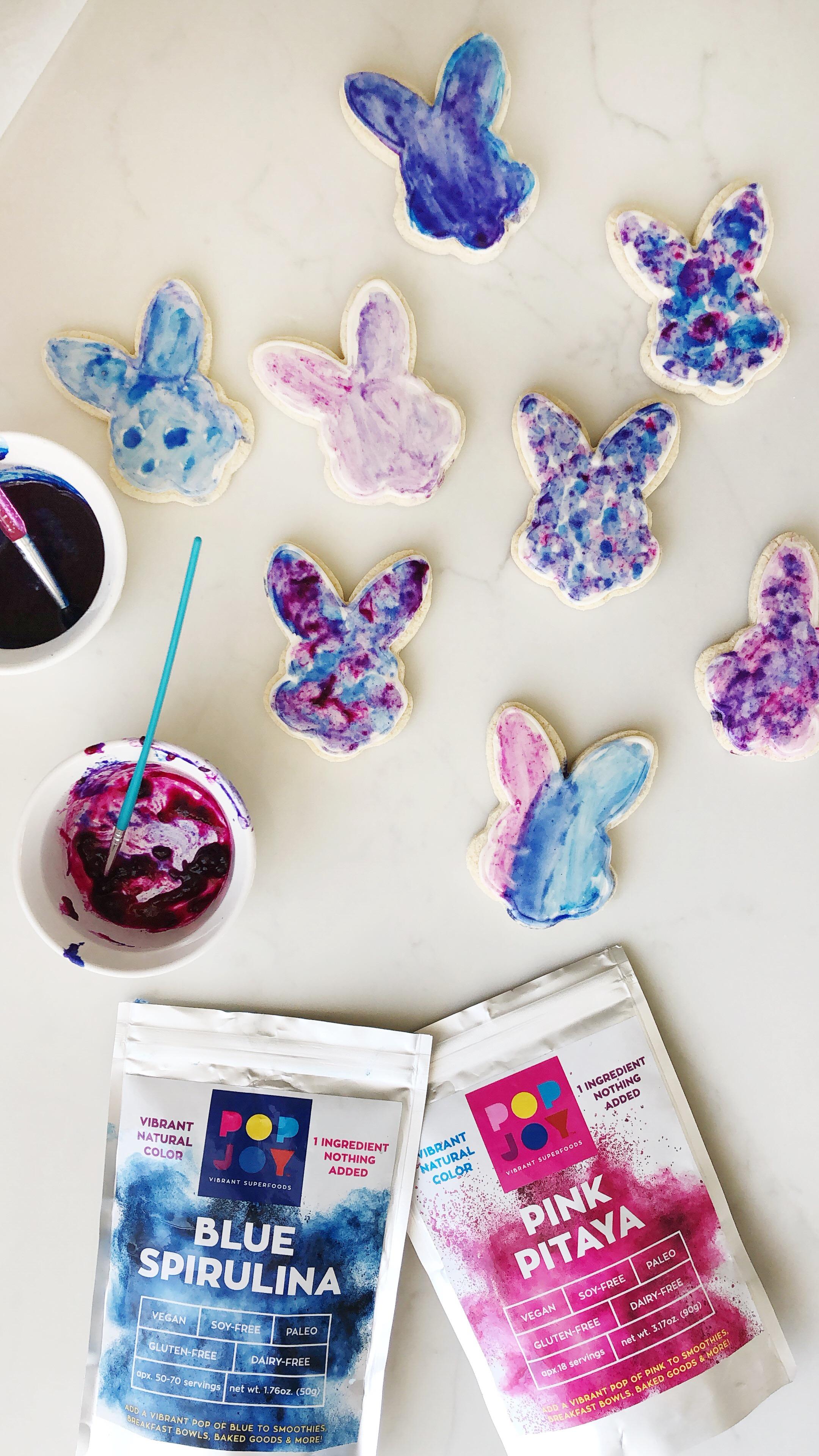watercolor painted sugar cookies.JPG