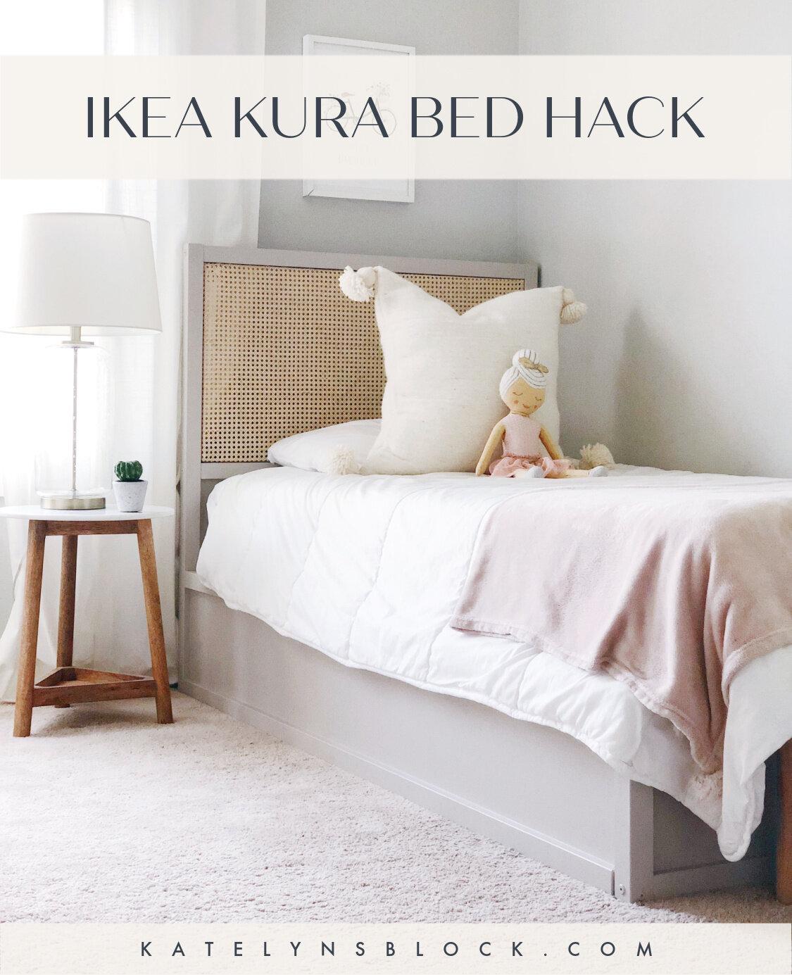 Ikea Kura Bed Hack Katelyn Block