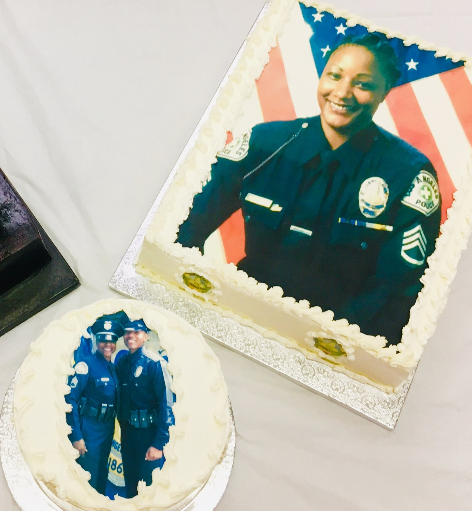 LAPD Retirement Cake .jpg