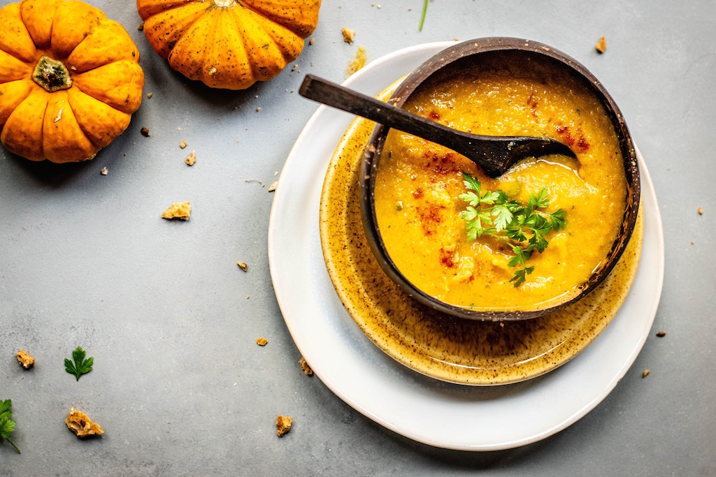 Warm food during Winter for healthy living