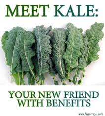 Kale friend with benefits Perth Naturopath