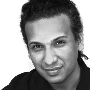 FARAZ MAQSOOD HAMIDI - Chief Creative Officer