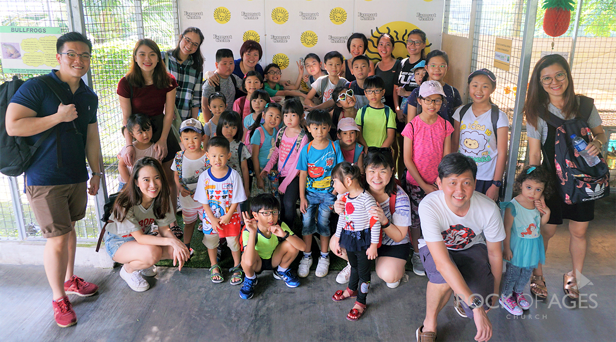 Visit To Farm Mart 2018 by Junior RACers