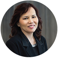 Chong Lai May - Treasurer