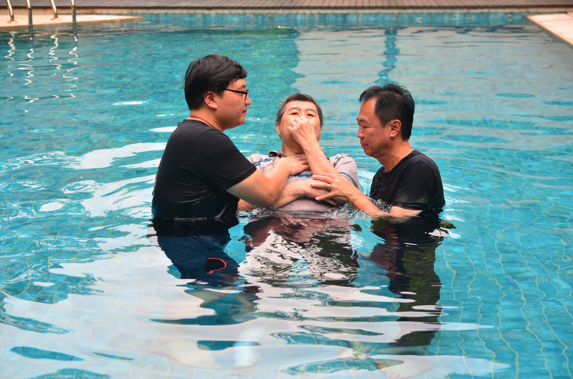 Water Baptism 2019
